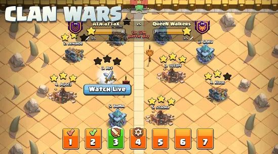 Clash of Clans Mod Apk Unlimited Everything