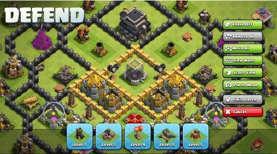 Clash of Clans Unlimited
