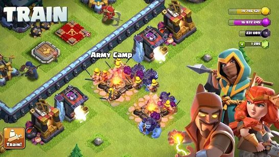 How to play Coc in Android Mobile in 2021